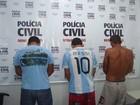 Três são presos durante Operação 'Santa Ceia' em Formiga