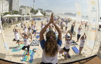 Curta Praia está de volta, com cinco edições nos sábados de verão
