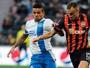 Brasileiro decide, e Dnipro surpreende o Shakhtar no Campeonato Ucraniano