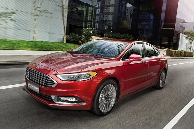 Autoesporte Ao Vivo A Bordo Do Novo Ford Fusion Auto