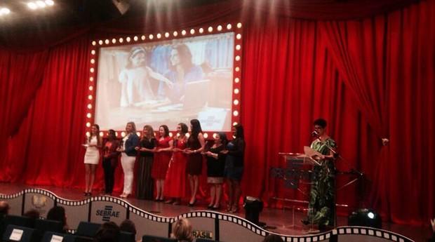 As vencedoras do Prêmio Sebrae Mulher de Negócios 2015 (Foto: Fabiana Pires)
