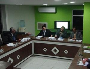 Pleno do TJD-AL nega pedido do Murici e tabela do Alagoano está mantida (Foto: Denison Roma / GloboEsporte.com)