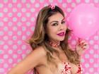 Liziane Gutierrez é ameaçada por supostos amigos de Chris Brown