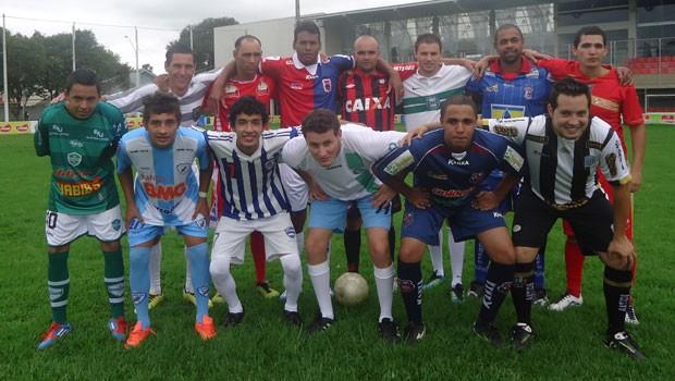 Chamada Campeonato Paranaense (Foto: Divulgação/RPC TV)