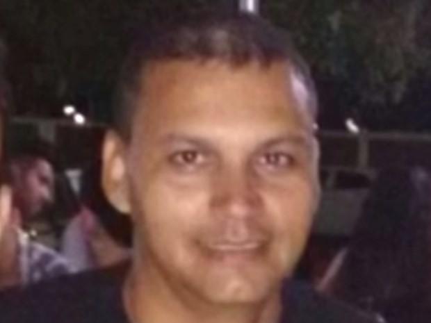 sargento da Polícia Militar Uires Alves da Silva, Goiás (Foto: Reprodução/ TV Anhanguera)