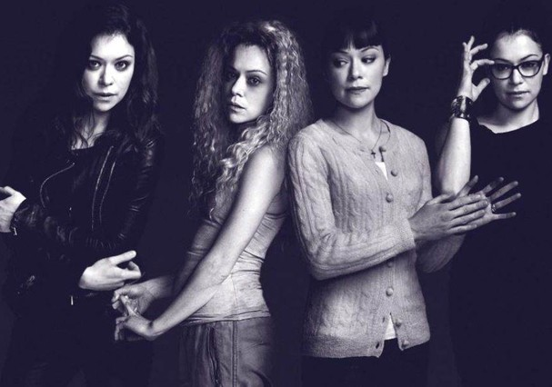 Sarah, Helena, Alison e Cosima (Foto: Reprodução)