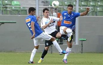 Na Memória: com Moreno e Gladiador   Grêmio vence Cruzeiro em 2012