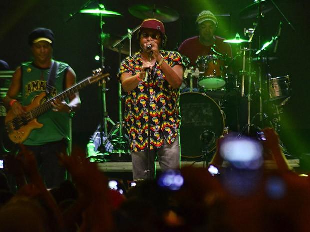 Edson Gomes, cantor de reggae da Bahia (Foto: Divulgação/ Saulo Brandão)