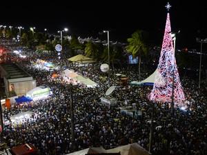 Prefeitura estima público de cerca de 150 mil pessoas (Foto: Juliana Santos/Secom-JP)