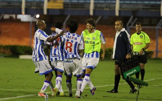 Avaí Guarani de Palhoça (Foto: Jamira Furlani / Avaí FC)