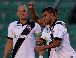 alisson vasco Figueirense amistoso (Foto: Marcelo Sadio / Vasco.com.br)