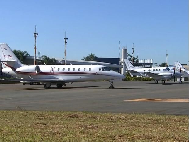Aeroporto Sorocaba : G movimento no aeroporto cresce primeiro