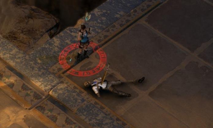Esqueleto de Drake pode ser encontrado no game (Foto: Reprodução)