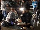 Protesto anti-Trump entra na 3ª noite nos EUA; manifestante é baleado