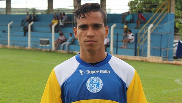 Wendell Lira - Goianésia (Foto: Fernando Vasconcelos / Globoesporte.com)