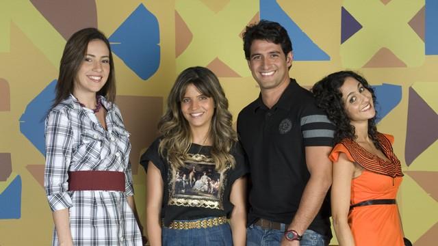 Mosaico Baiano (Foto: Rede Bahia)