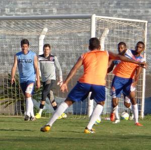 China faz mudanças no time que deve iniciar duelo com o Guariba, no sábado (Foto: Rogério Mative / Divulgação, Grêmio Prudente)