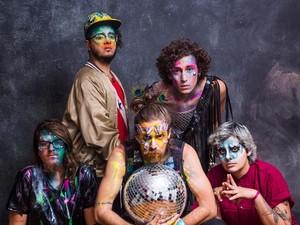Banda foi fundada em Campinas, em 2013 (Foto: Rodrigo Gianesi/Divulgação)