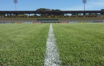 Luverdense e União se enfrentam nesta quarta-feira pela final do sub-19