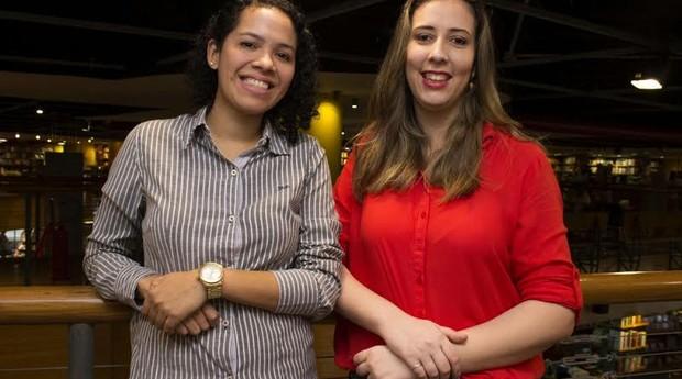 Laura Barbosa e Deborah Zanforlin, fundadoras da Bio  (Foto: Divulgação)