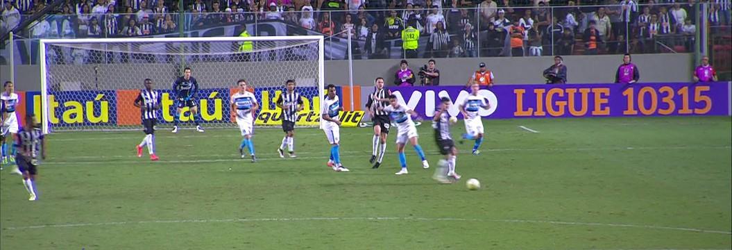 Os lances de Atlético-MG 0 x 3 Grêmio