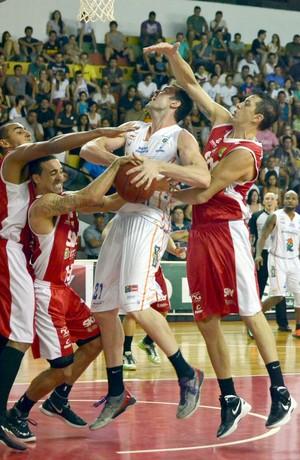 Bauru Basquete x Basquete Cearense, Murilo, pelo NBB 6 (Foto: Caio Casagrande / Bauru Basket)