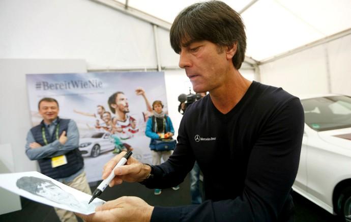 Joachim Löw técnico Alemanha (Foto: Reuters)