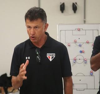 Osorio São Paulo (Foto: Rubens Chiri/saopaulofc.net)