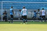 Grêmio ajusta finalizações e bola parada antes de amistoso na Arena