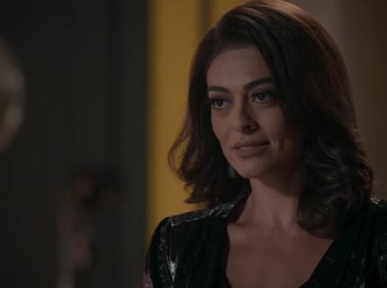 Teaser 16/3 - Lorena investiga interesse de Carolina em conversar com Lili