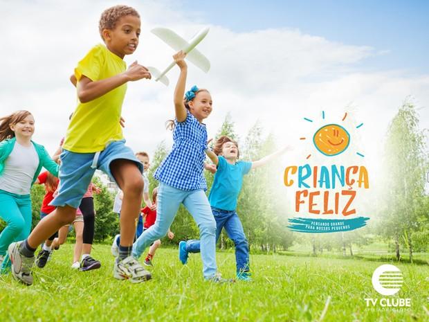 TV Clube realiza 20ª edição do Criança Feliz (Foto: Divulgação)