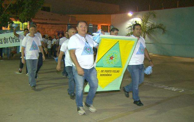 Porto Velho recebe 12ª Olimpíada Maçônica (Foto: Bom Dia Amazônia)