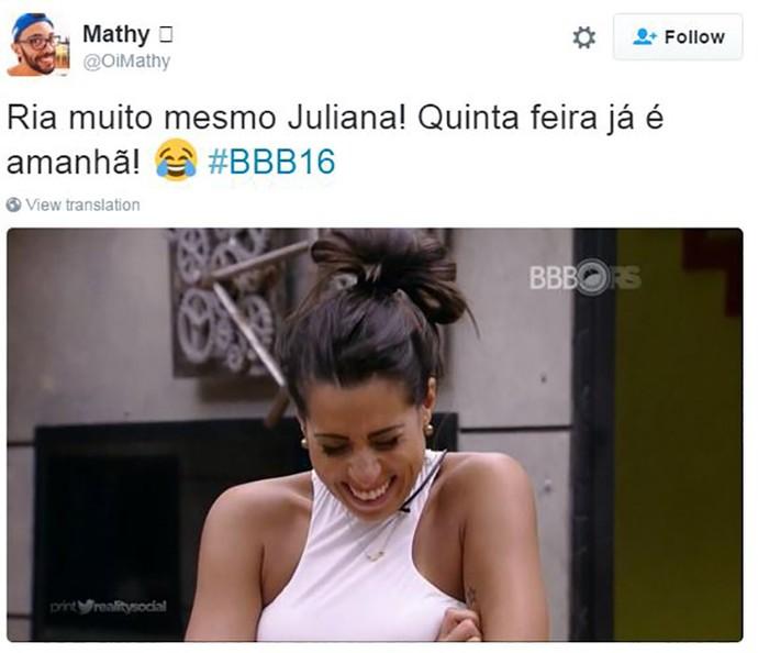 post paredão do bem ana paula (Foto: web)