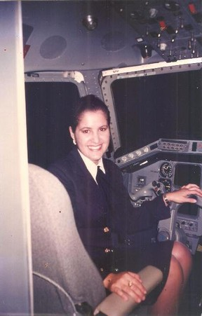 Karen Domingos (Foto: Arquivo Pessoal)