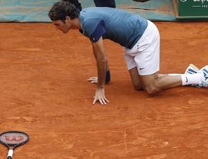 federer x wawrinka tenis final monte carlo (Foto: AFP)