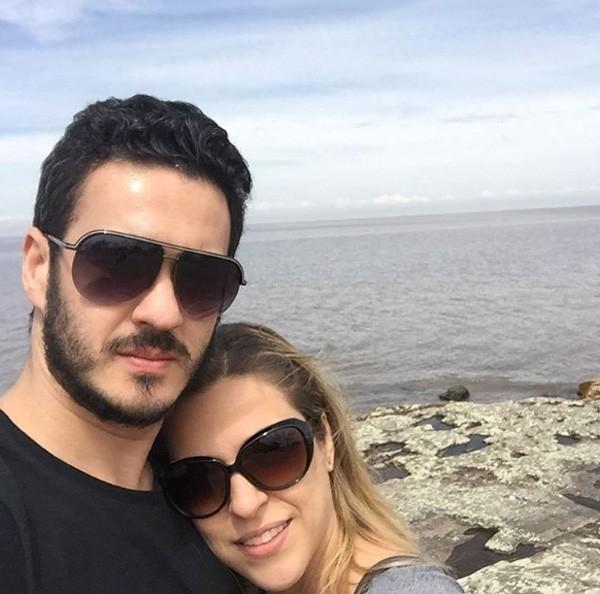 """Há 12 anos com Marcos Veras, Júlia fala sobre filhos: """"Queremos muito e treinamos bastante"""" (Foto: Reprodução/Instagram)"""