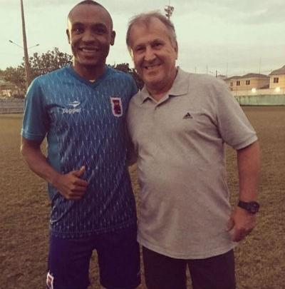 Murilo Rangel Zico (Foto: Reprodução/Instagram)