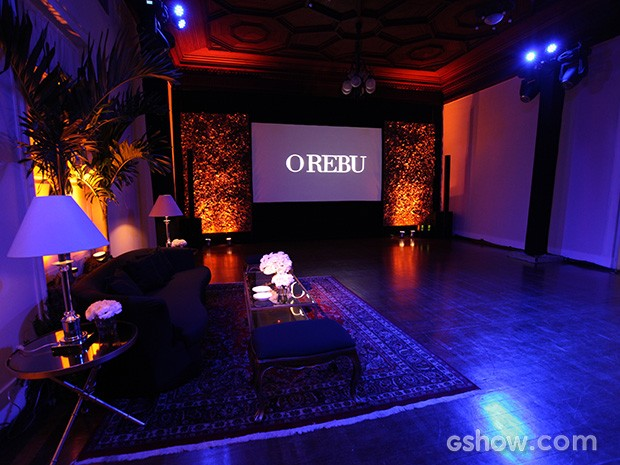 'O Rebu' promete muitas emoções na telinha  (Foto: Pedro Curi/TV Globo)