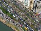 Mais municípios de SC têm protestos  na tarde deste domingo (16)