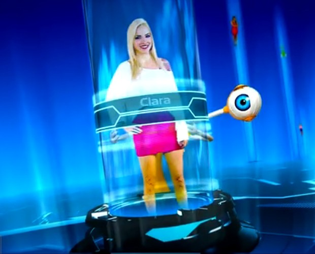 Abertura do BBB14 (Foto: TV Globo)