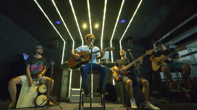 Nego Joe também se apresenta com sua banda (Foto: Divulgação)