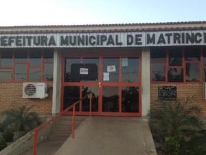 Prefeito de Matrinchã era investigado por improbidade administrativa Goiás (Foto: Vanessa Martins/G1)
