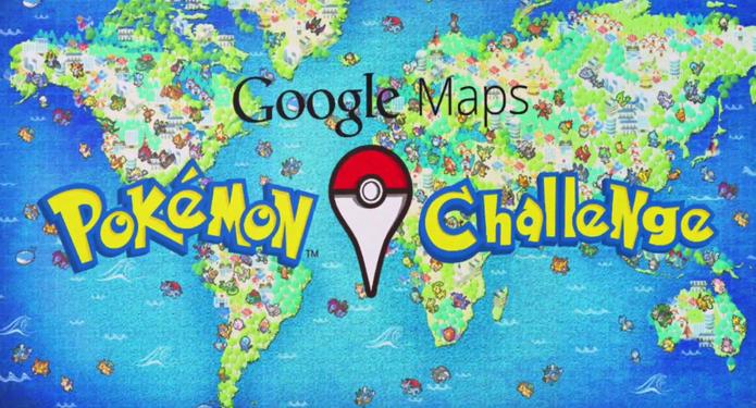 Pokemon Master Challenge é uma das brincadeiras do Google no Dia da Mentira (Foto: Reprodução/TechTudo)