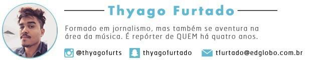 Thyago Furtado (Foto: Arte: Andressa Xavier / Editora globo)