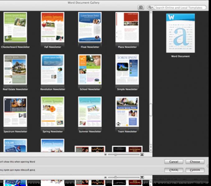 office para mac download techtudo
