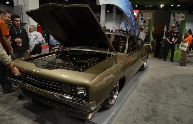 Ford Torino Talladega (Foto: Newspress)