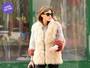 Look do dia: Alexa Chung mostra por que é it girl em passeio nos EUA