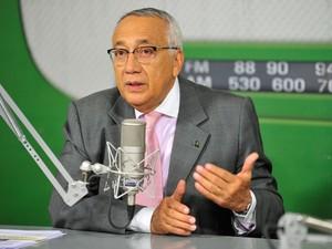 Ministro do Turismo Gastão Vieira (Foto: Eliza Fiúza/Agência Brasil)
