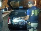 PRF prende quatro suspeitos por porte ilegal de armas no Pará