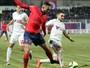 Ajaccio tropeça no Olympique e segue na zona de rebaixamento do Francês